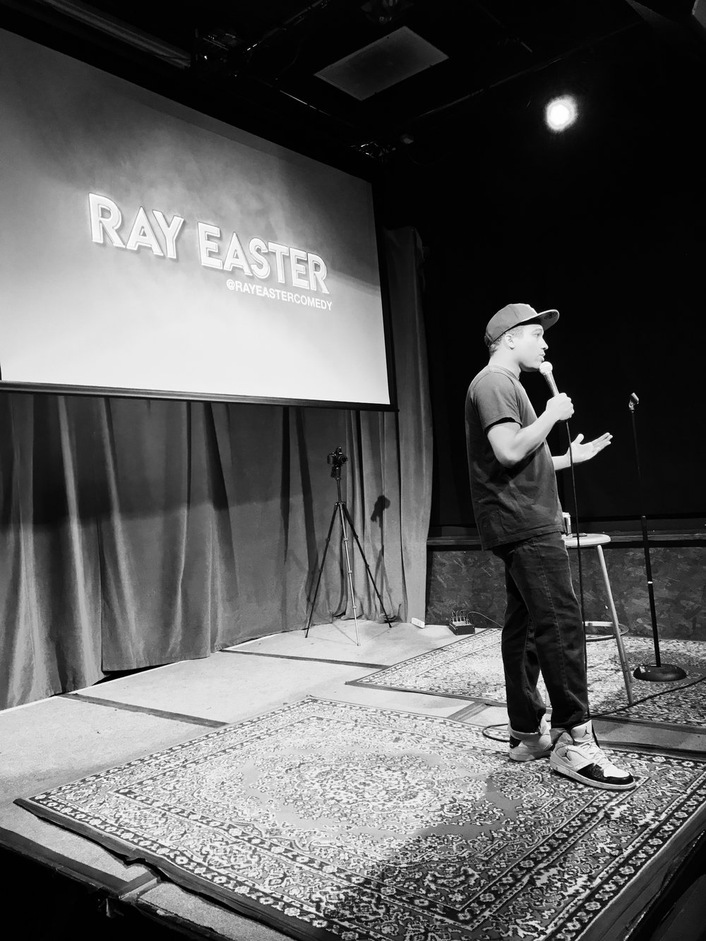 RAY EASTER