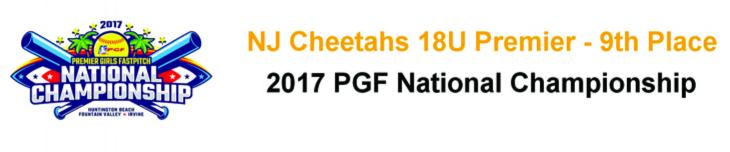 2017 PGF Championship