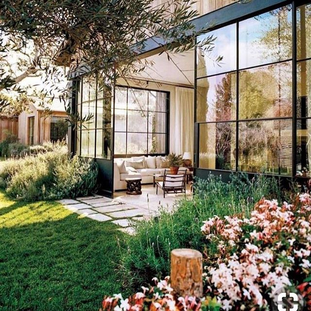 I love when a client wants to connect their indoor and outdoor spaces. I would love to relax in this beauty at the end of a long day. ❤️ source unknown#interiordesign #nashvilleinteriors #nashvilledesign #sodomino #mydomaine #styleathome #homestyle #smploves #darling #homedecor #elledecor #ruedaily #dreamhome #vogueliving #livebeautifully #aneyeforpretty #inspire_me_home_decor #pursuepretty #abmhappylife #housetour #finditstyleit #modernhome #photooftheday #kinfolkhome #designwithpurpose #designwithlove #maison #nashville #lakehouse