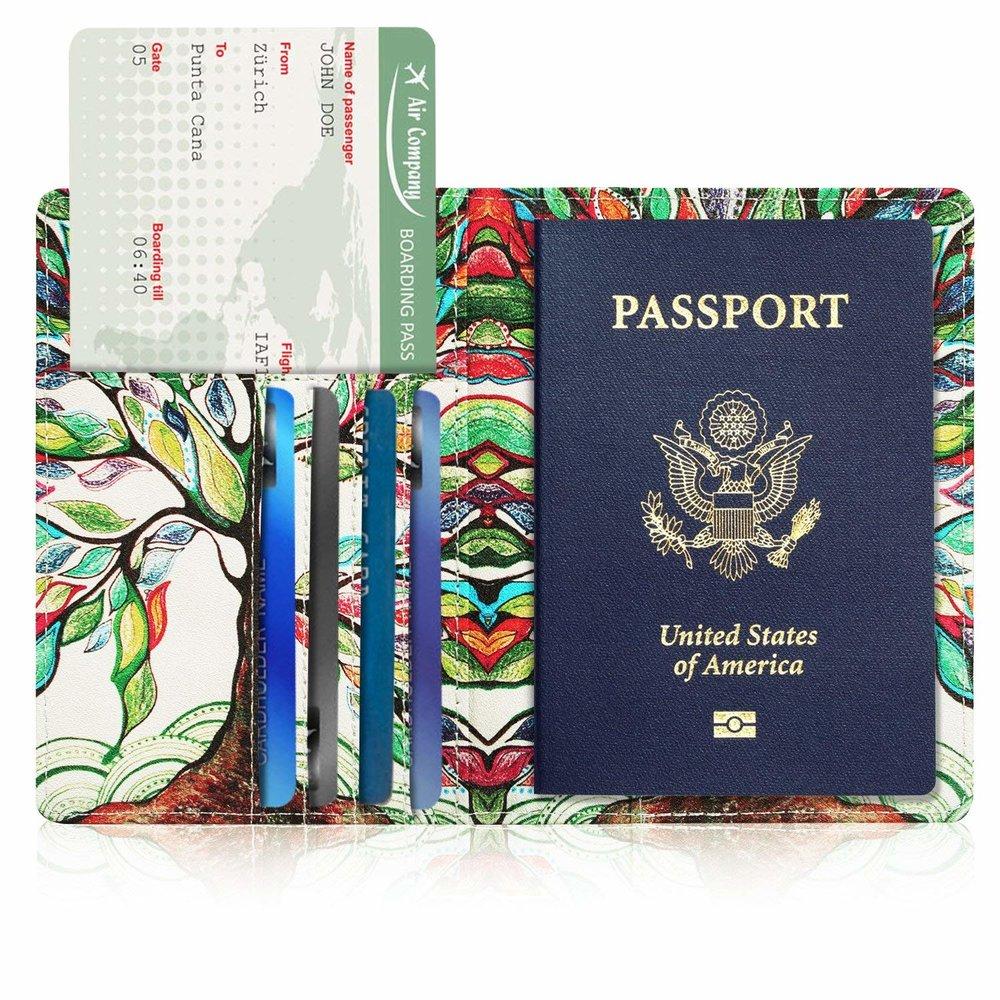 Famavala RFID Passport Covers