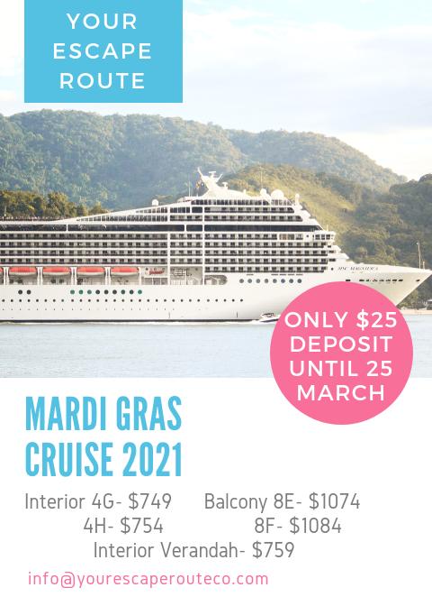 Mardi Gras Cruise