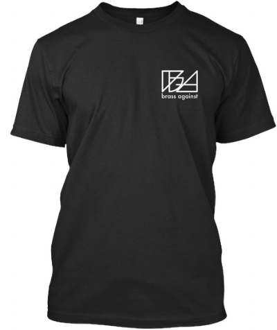 Brass Against Logo Shirt $24.99