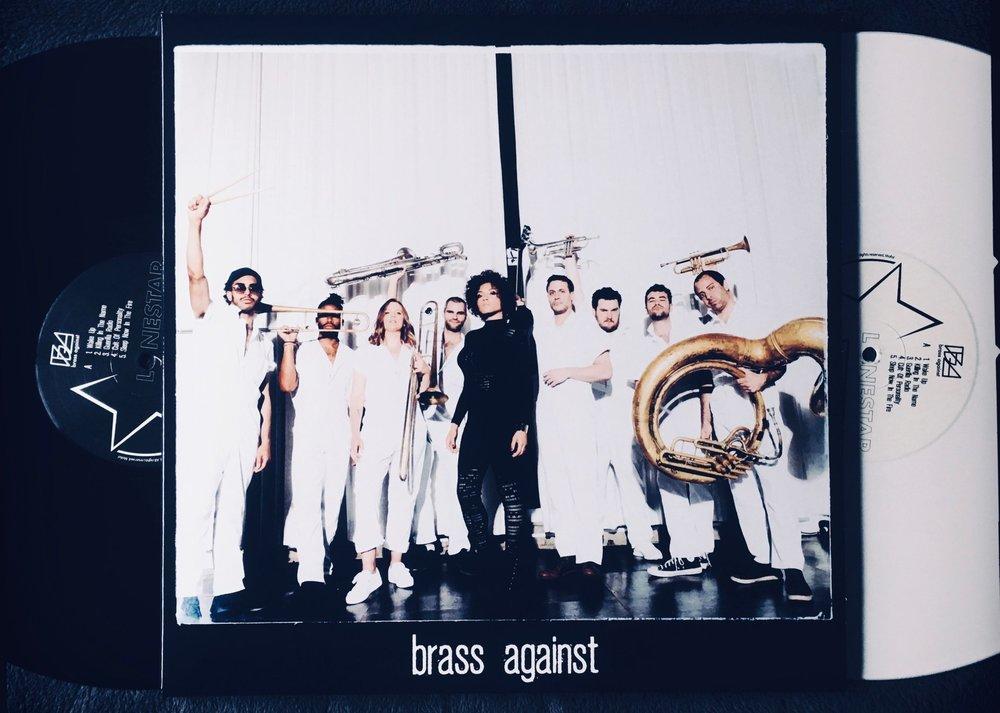 Brass Against Vinyl