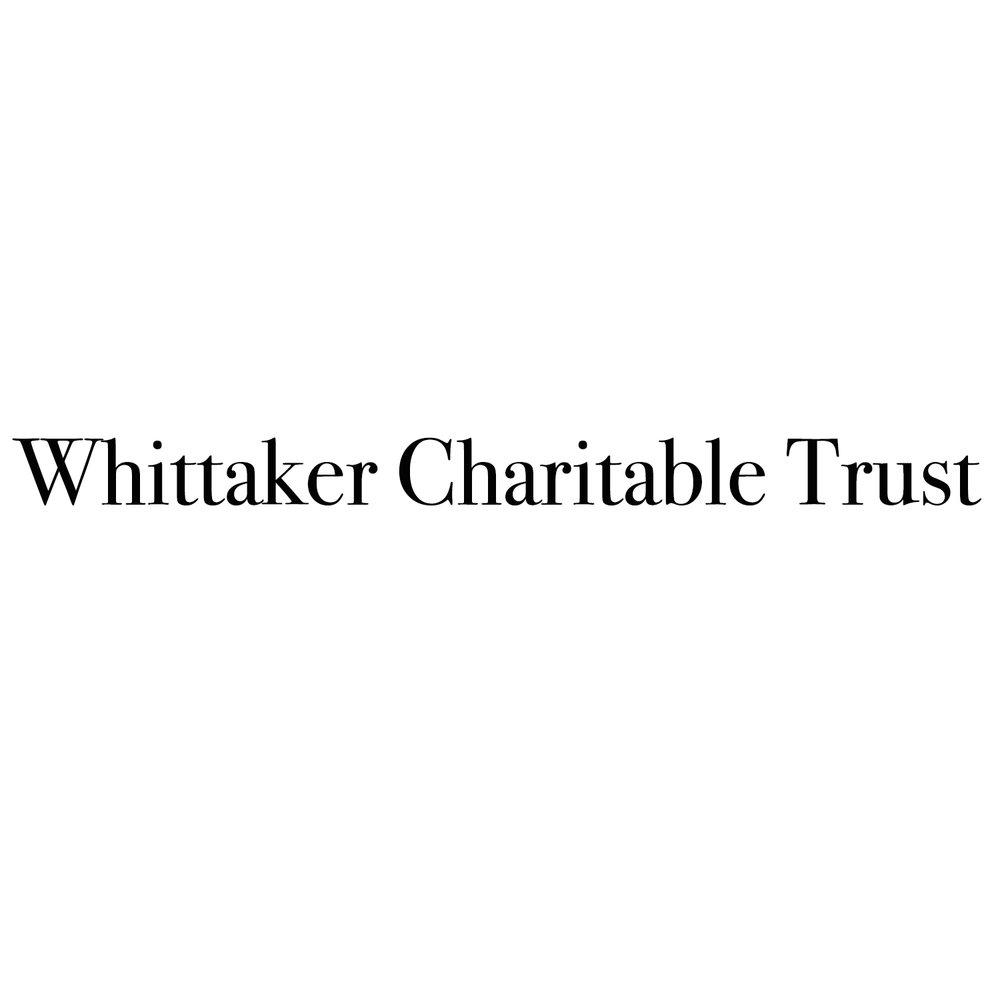 Whittaker Charitable Trust.jpg