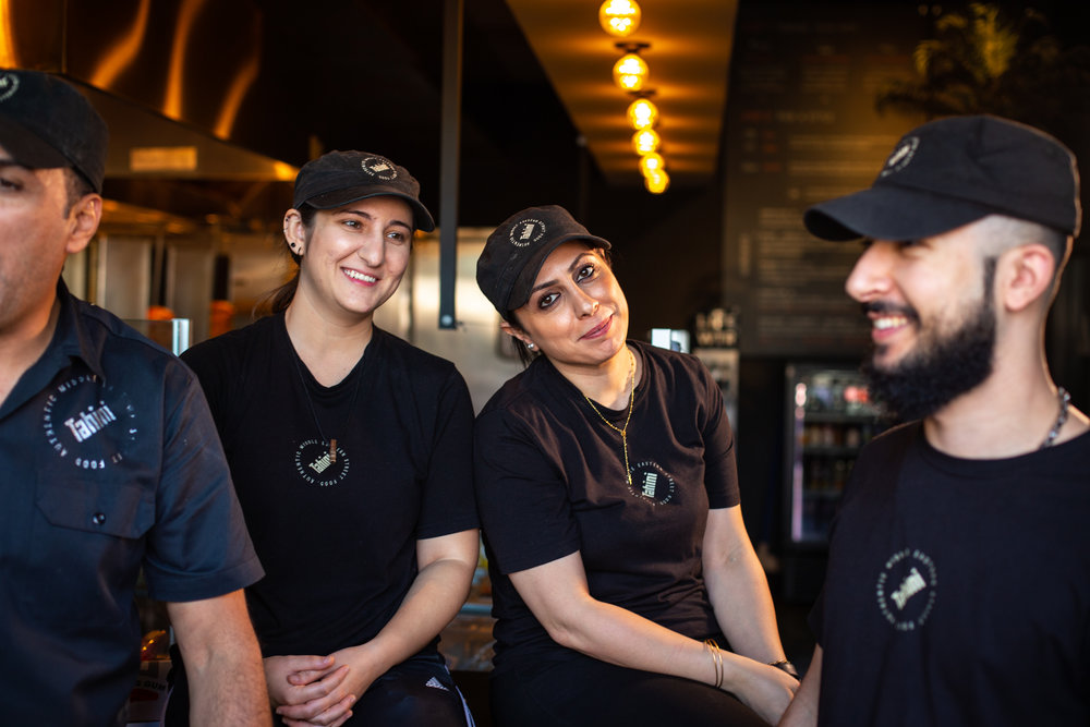 RESPECTING OUR TEAM - We're committed to paying everyone on our staff above minimum wage. Its the right thing to do. No explanation needed.