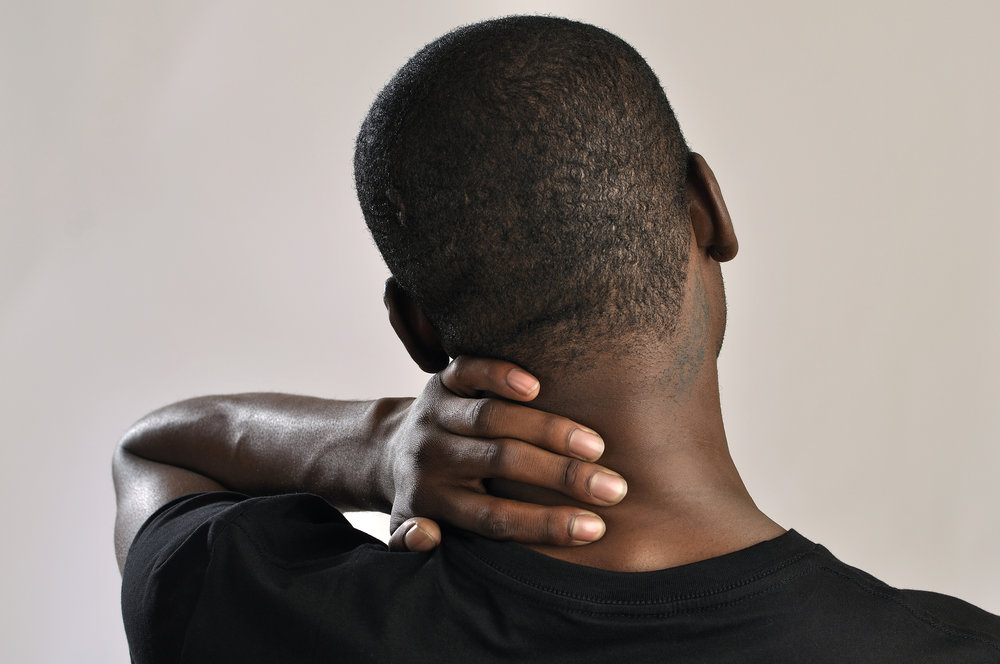 NECK PAIN AND BACK PAIN -
