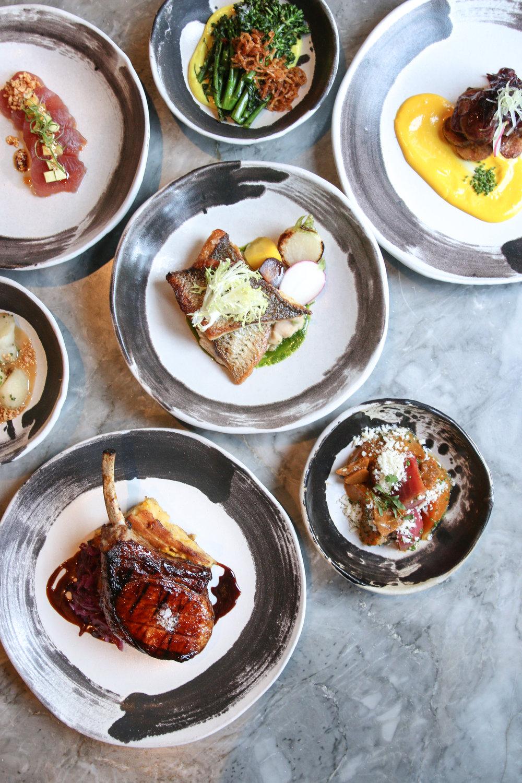 Artizen Restaurant - Spring 2017 Menu