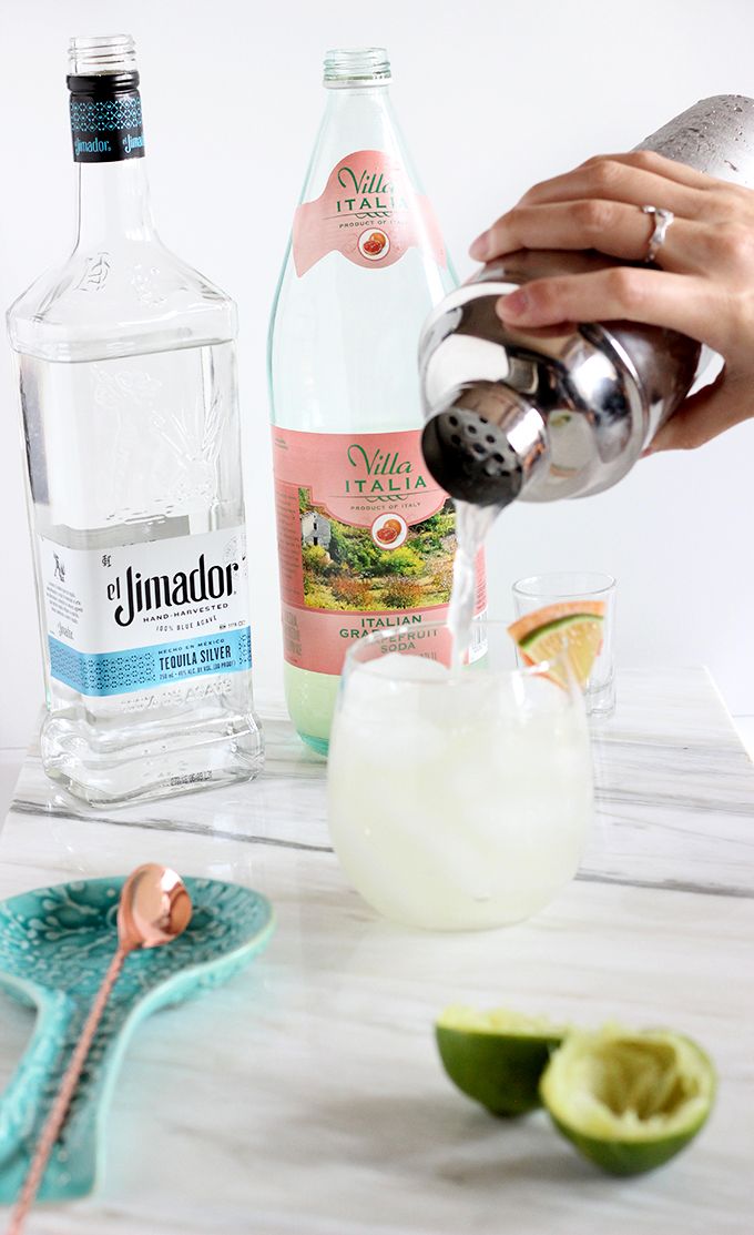 4-Ingredient Perfect Paloma takes only 5 Minutes to Make