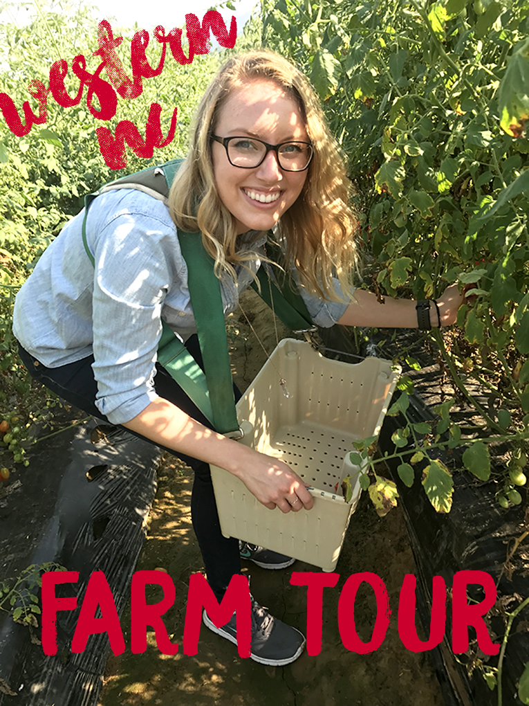 Wester NC Farm Tour by Cheers Years with the NC Department of Agriculture | CheersYears