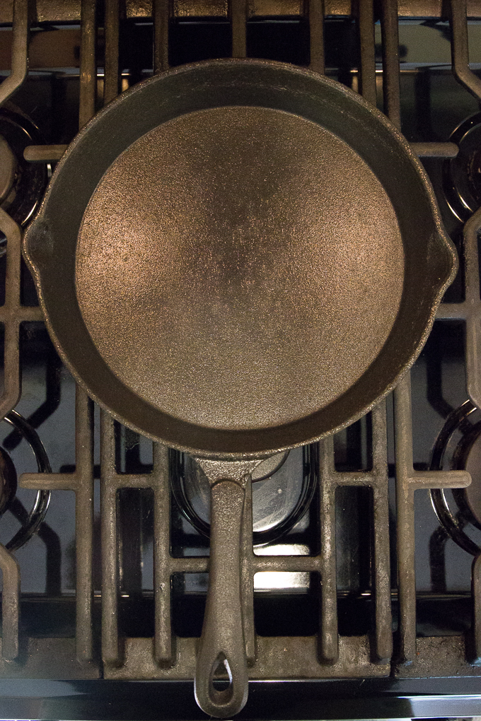 How to season a new cast-iron skillet!