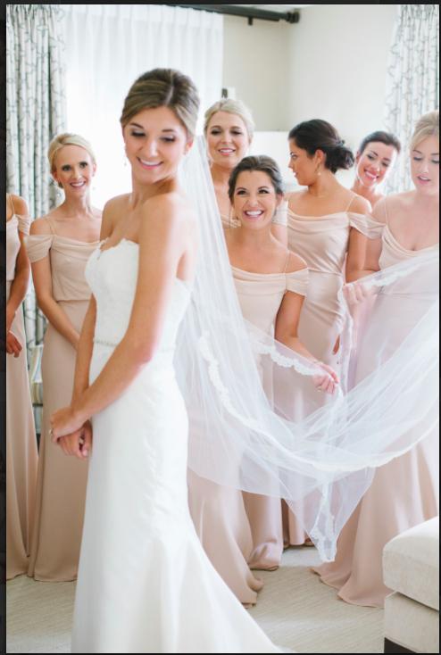 Bridal Prep Fun!