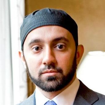 Imam Khalid Latif - Islamic Center Liaison