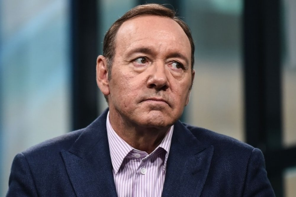 Kevin Spacey. Image from  Vulture .
