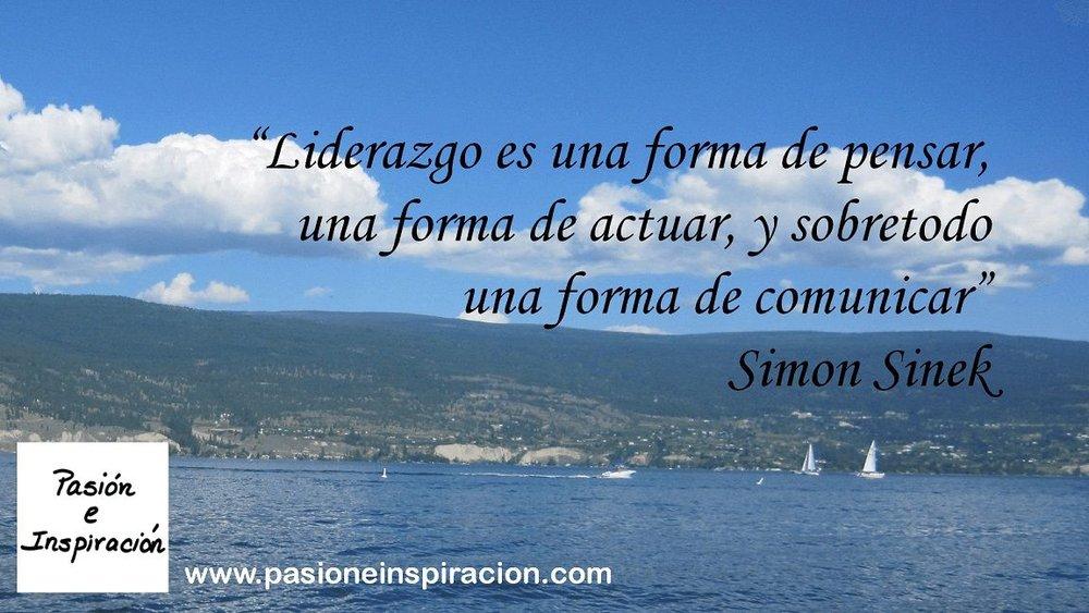 Pasion e Inspiracion - Grandes Lideres Inspiran - Simon Sinek