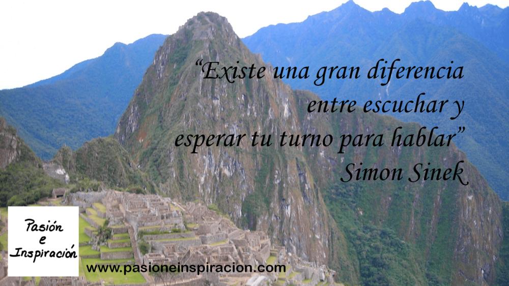 Pasión e Inspiración - Quote 2 - Simon Sinek