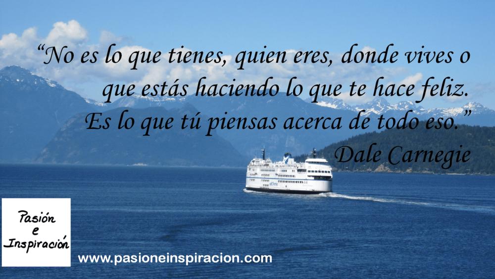 Pasión e Inspiración - Quote 4 - Dale Carnegie