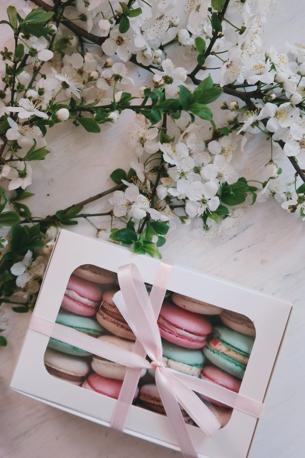 Macaron for every task completed? Yes. Ploise.