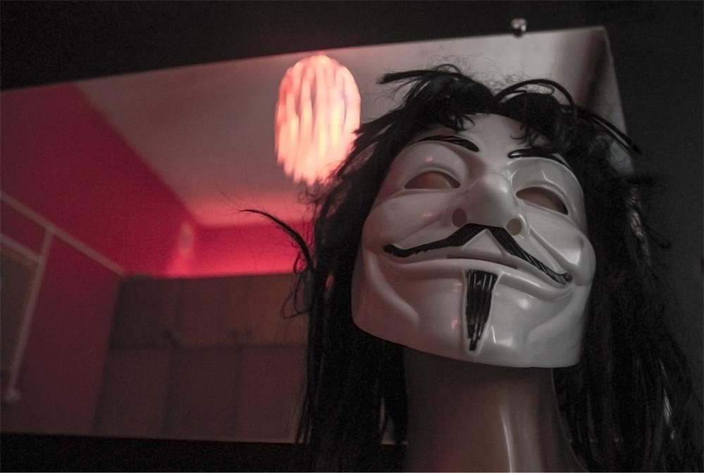 """Scena iš pabėgimo kambario """"Vendetta"""""""
