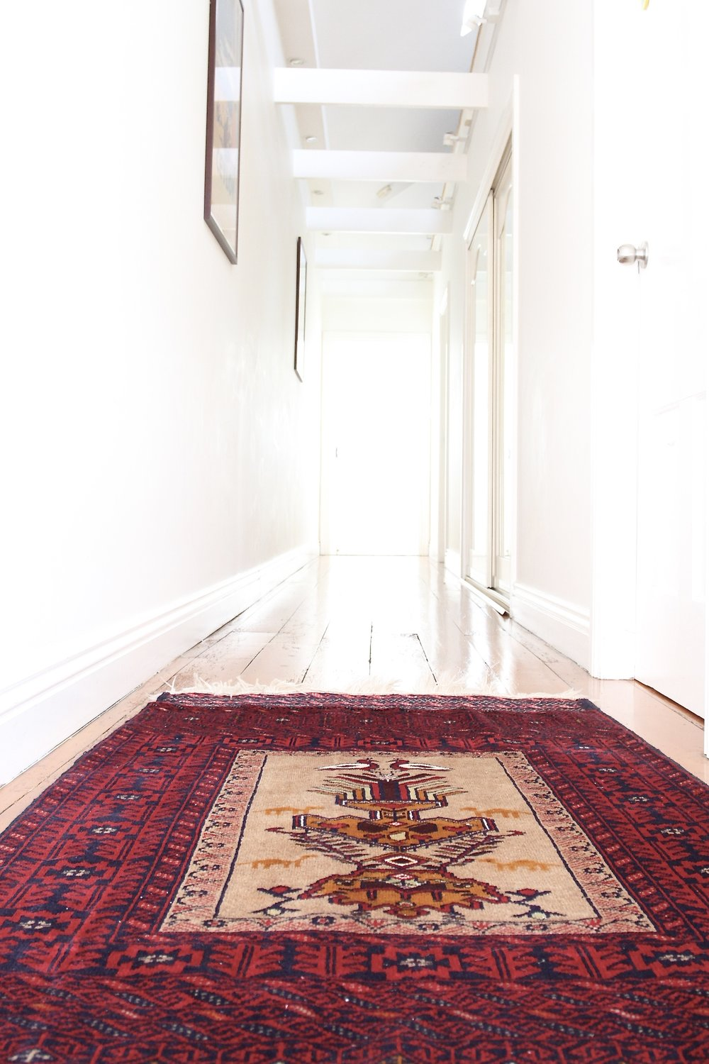 BALUCHI MARRIAGE RUG. SHOP NOW.