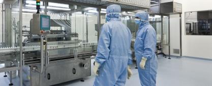 - Integrale oplossingen voor cleanroominstallaties en procesinstallaties