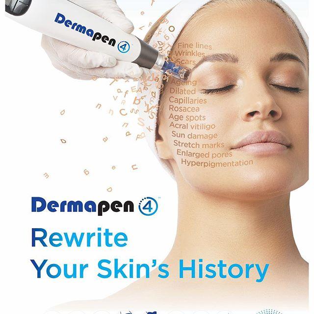 Happy New Year & Happy New You ✨ Önskar Skönhetsbruket ✨  Med Dermapen4 microneedling behandlar vi rynkor, acne, ärr, brännskador och rosacea!  0733 545474