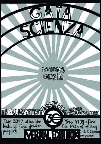 Gaïa Scienza 5 couv