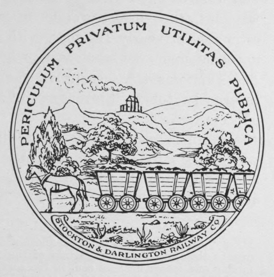 UnknownUnknown authorUncredited image of a seal designed in 1821 and published in as detailed above in 1915. Most of the images in Tomlinson are credited with authors. [Public domain or Public domain], via Wikimedia Commons