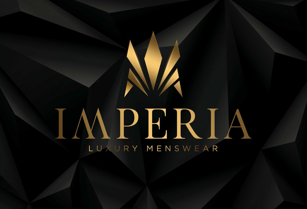 Branding & Logo Design for Luxury Menswear Imperia