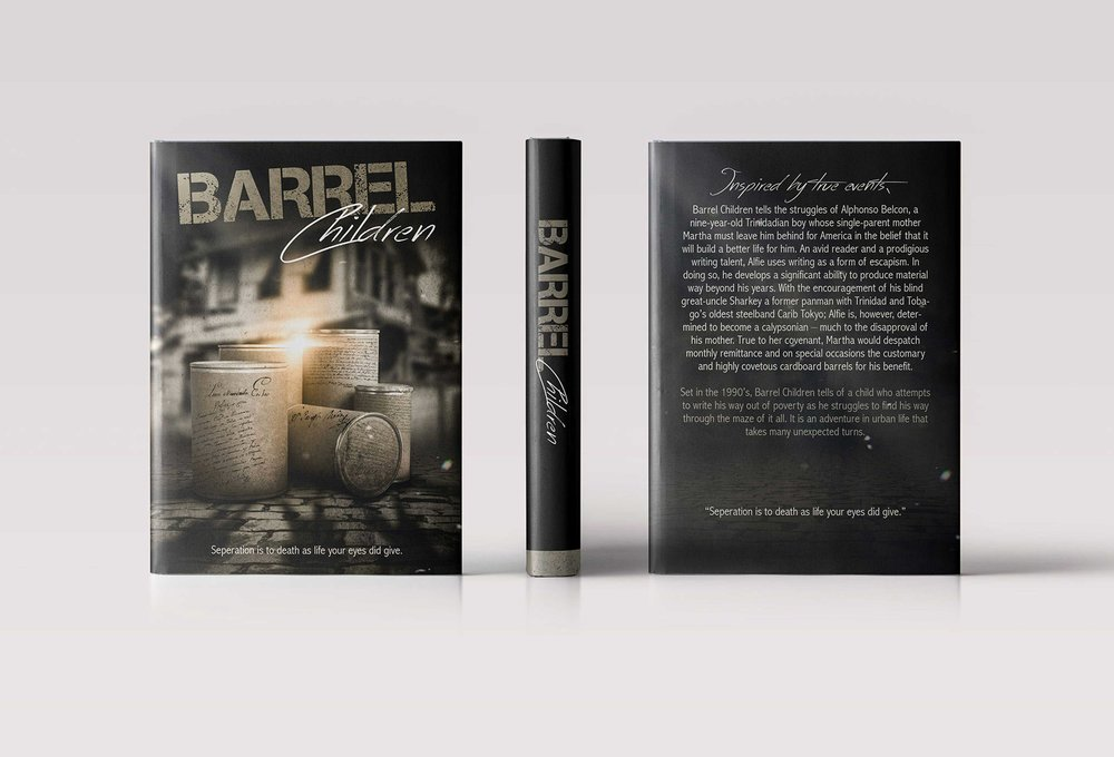 Book Sleeve Design for Write Dreams Productions
