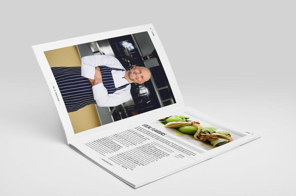 nosh magazine guest editor