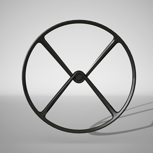 WHEEL DESIGN FOR VOLVO OCEAN RACE