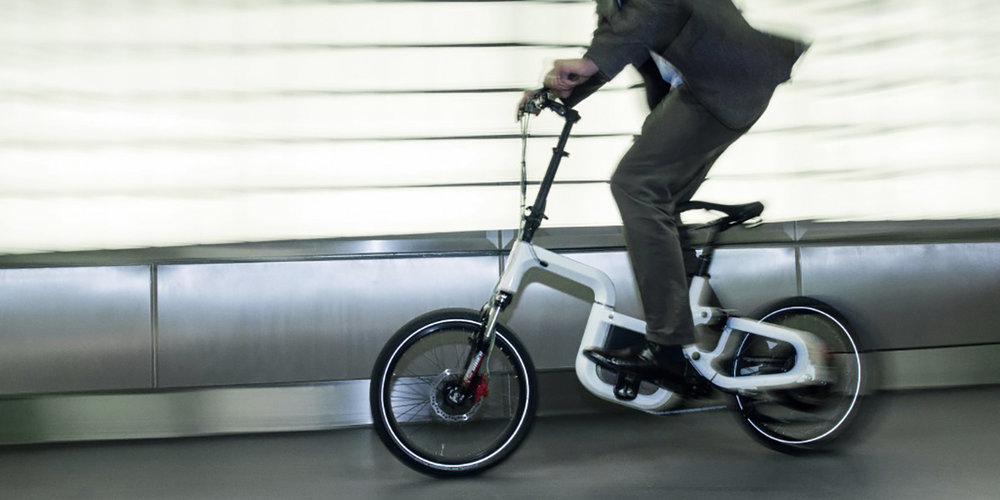 ELECTRIC COMMUTER BIKE- KLEVER MOBILITY