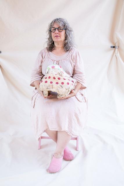 Portrait by Jenny Schulder Brant