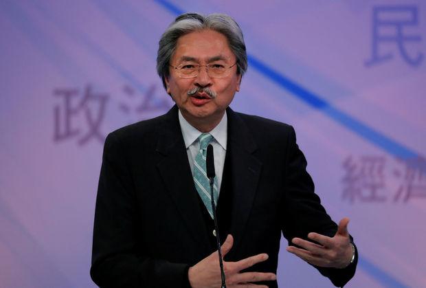 John Tsang © REUTERS