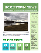 Click Here for the Directory of Home Town News