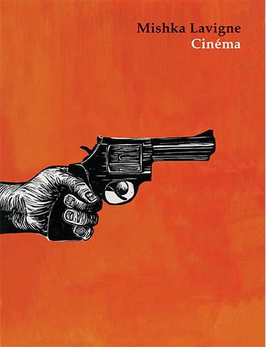 Cinéma, Mishka Lavigne    Cinéma met en scène Lara, qui aspire désespérément à se sentir vivante, et Xavier, un acteur démoralisé prêt à tout risquer avant d'abandonner. Entre celui qui veut être vu et celle qui souhaite disparaître, la fiction côtoie la réalité…