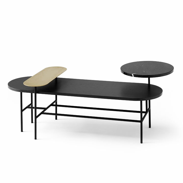 Palette Low Table - & Tradition