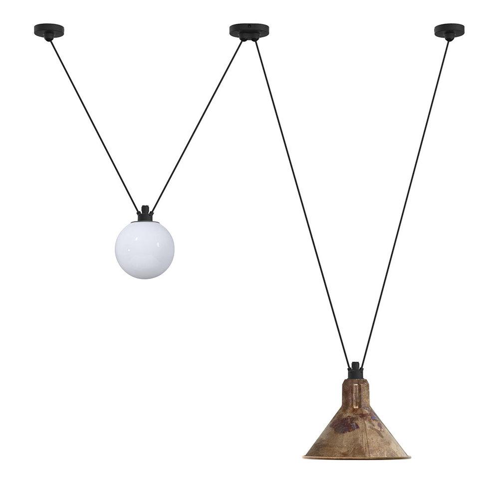 Candeeiro Acrobates - Lampe Gras