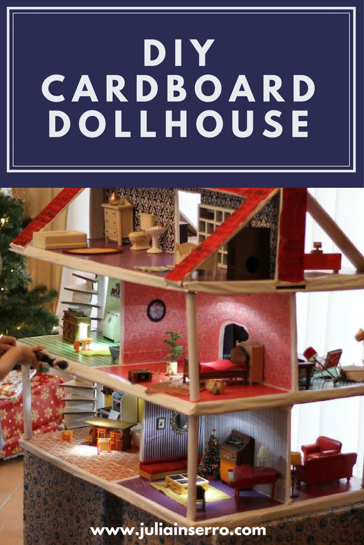 Diy Dollhouse For Multiples Julia Inserro