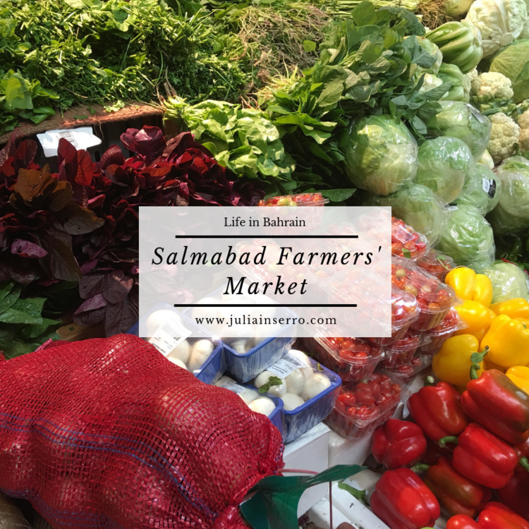 Salmabad Farmers' Market in Bahrain — Julia Inserro