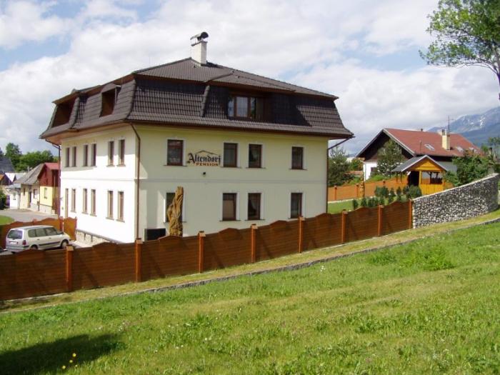 Penzión Altendorf | Stará Lesná