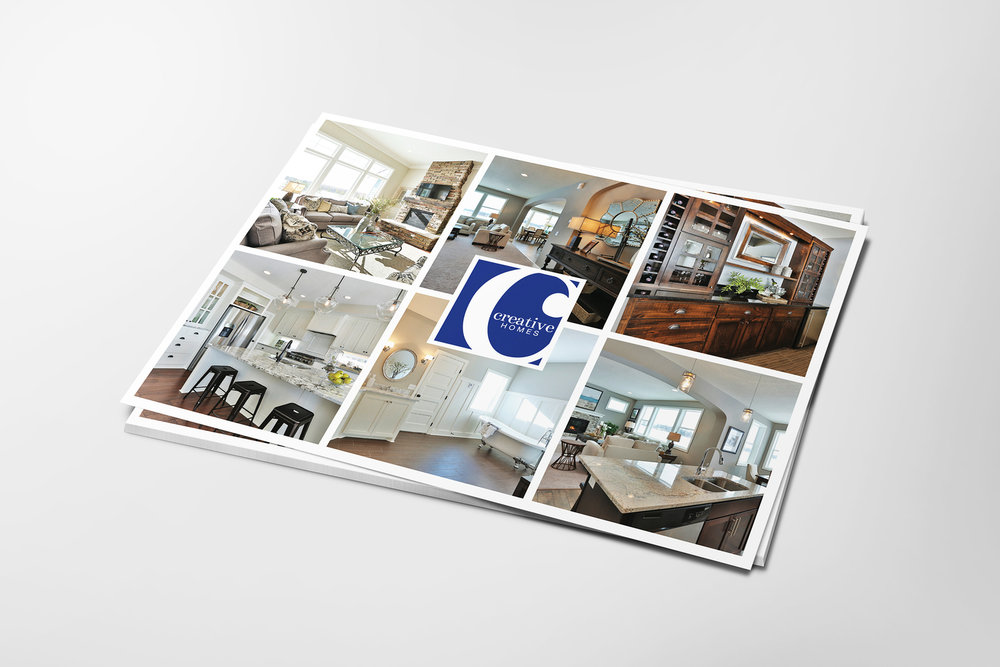 Home Builder Direct Mail Design