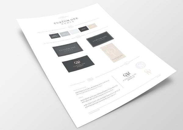 Brand Standards Sheet