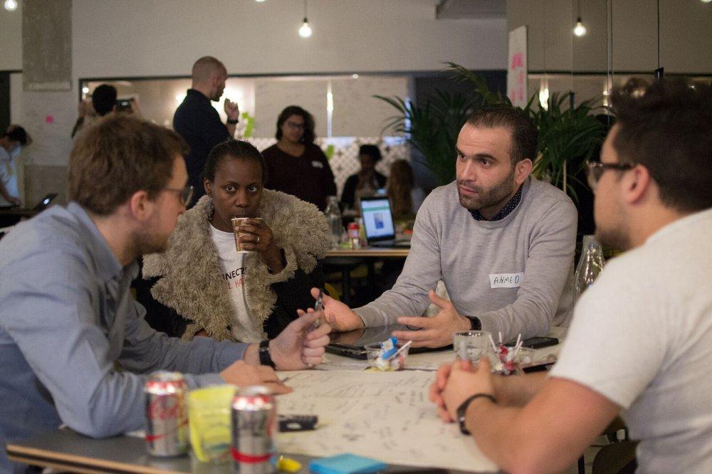 Get your Tickets for B The Change Hackathon. - Help us tackle SDG 12 on 16-17 November 2017.