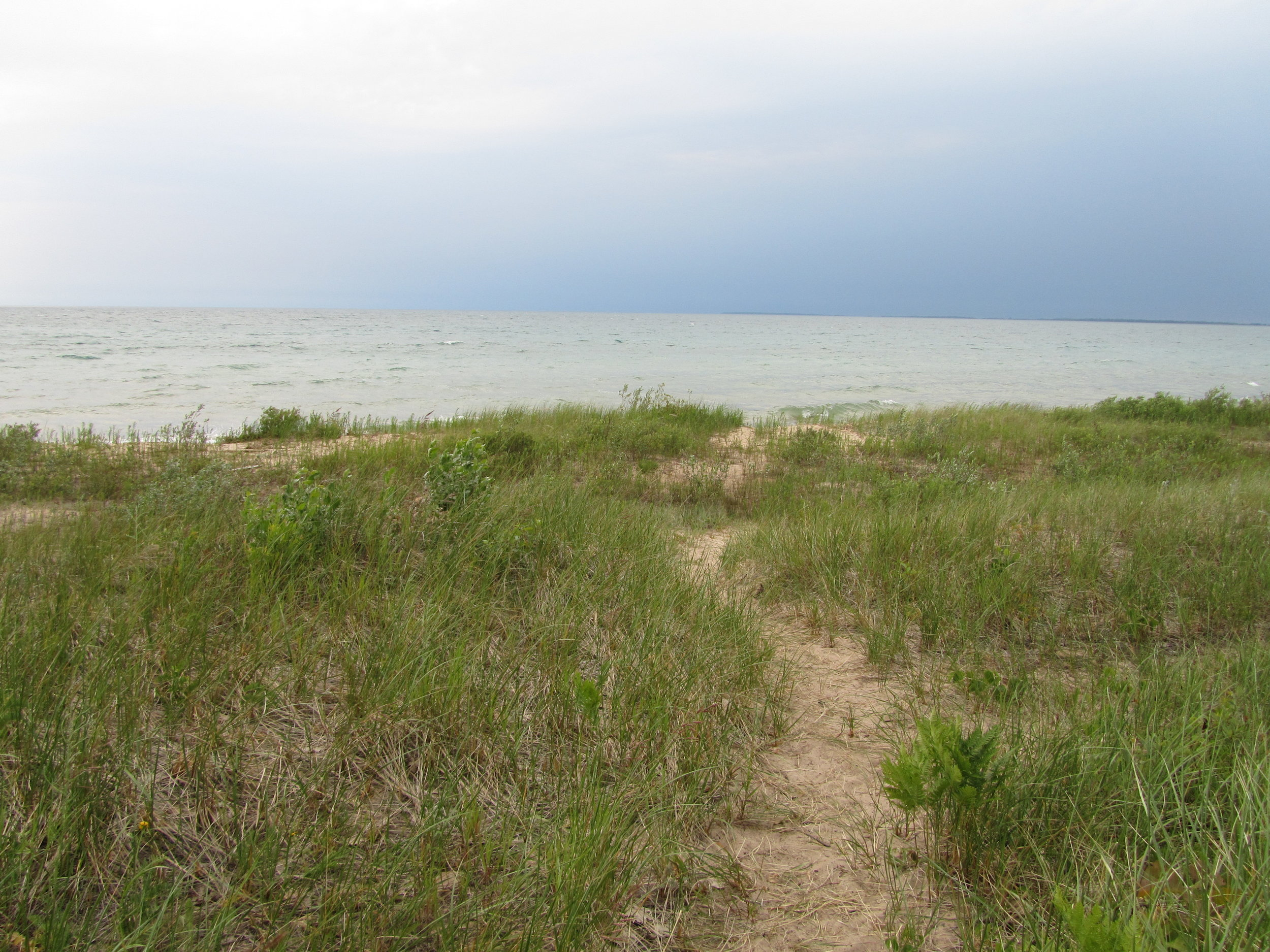 Lake Michigan, July 2015