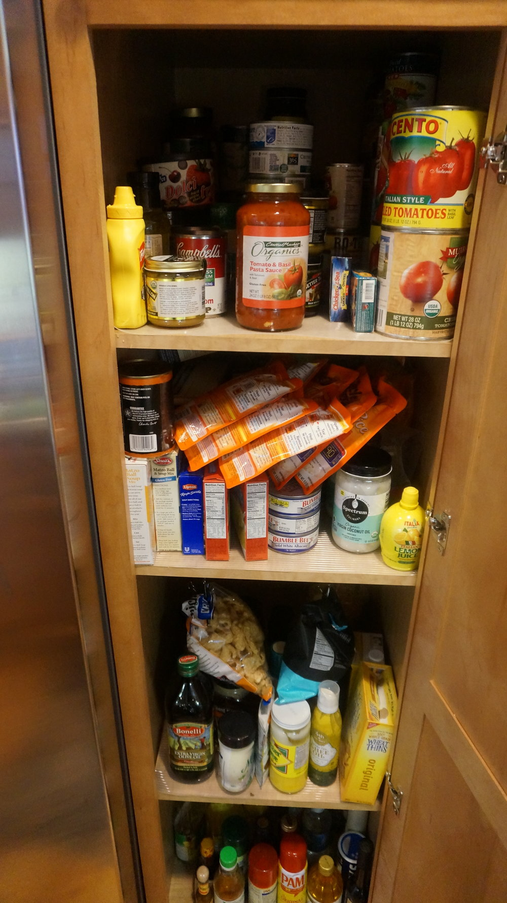 Melissa's Pantry (Before)