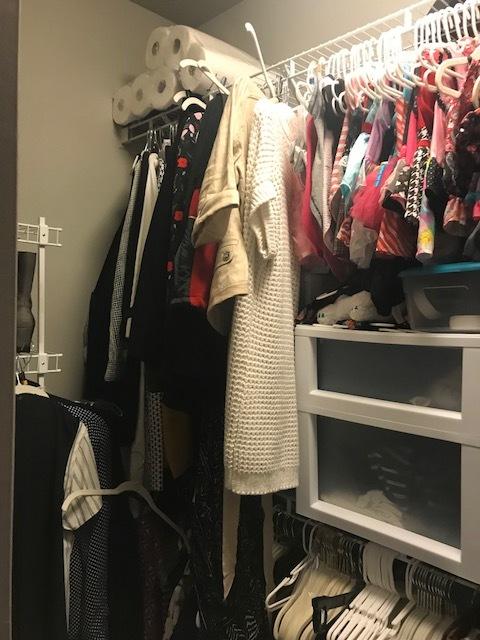 Marla's Closet (Before)