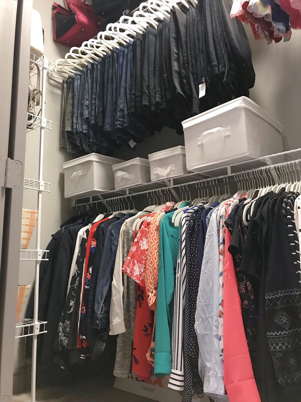 Marla's Closet (After)