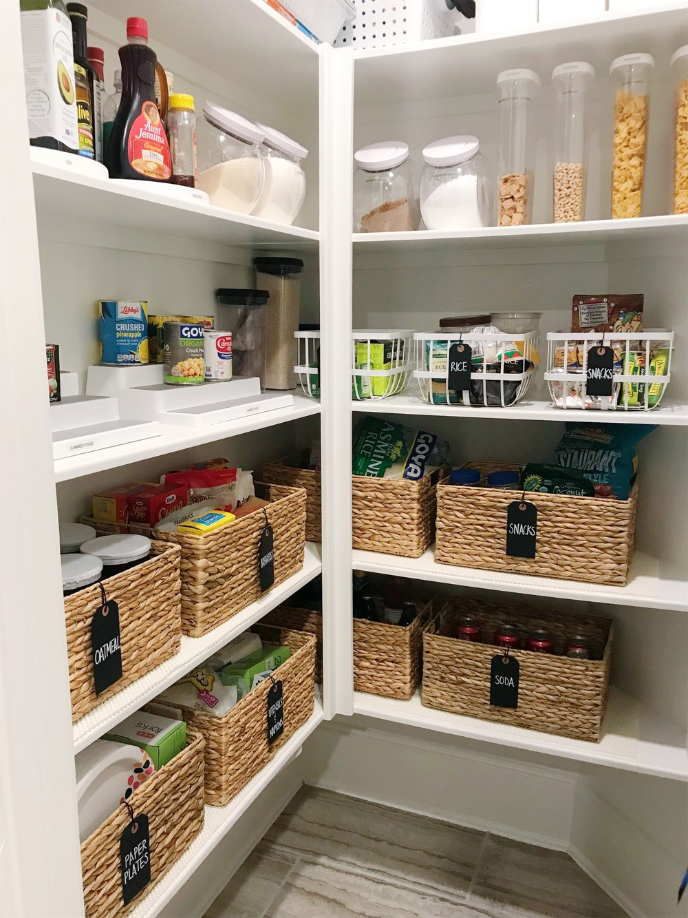 Hannah's Pantry (After)