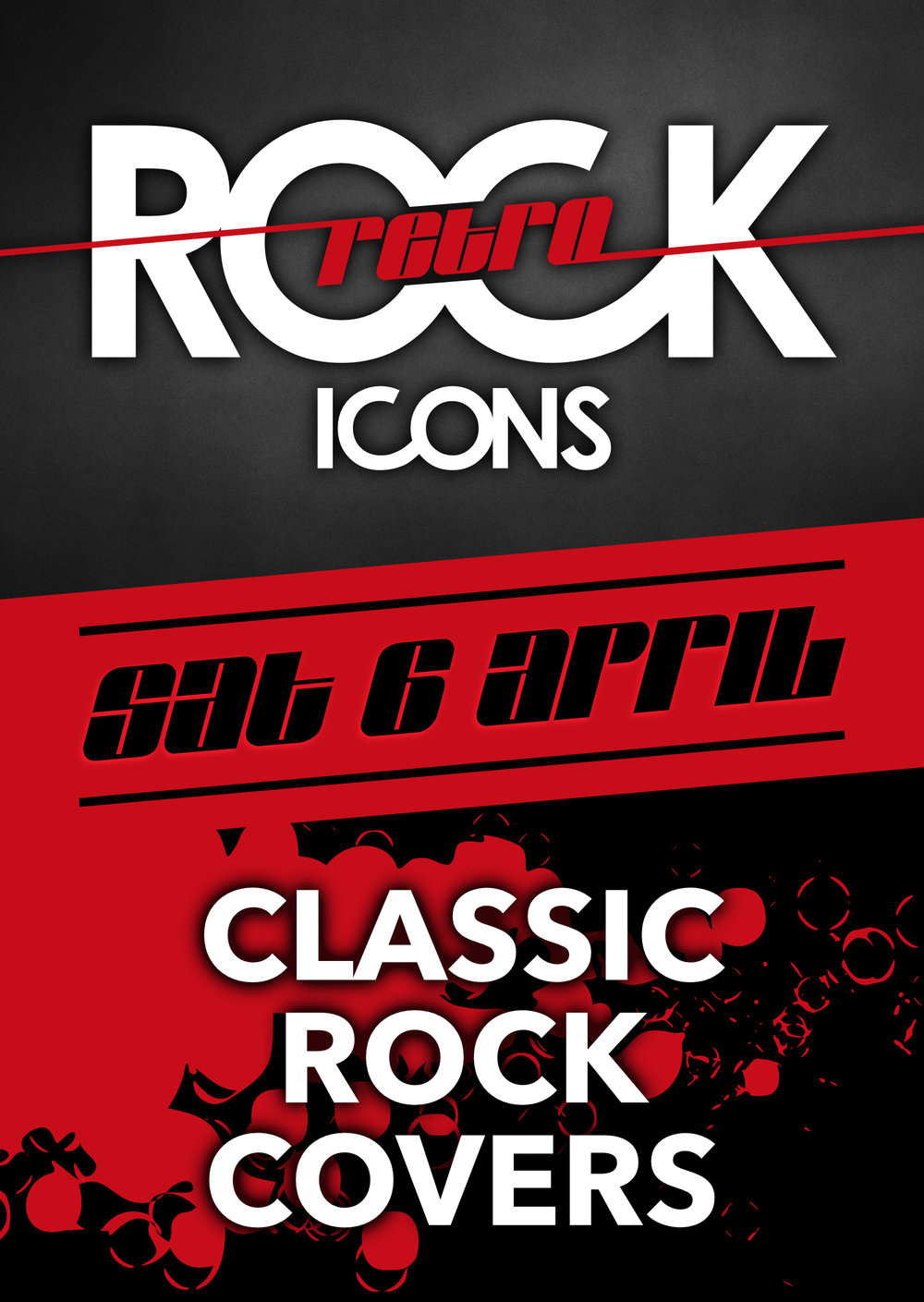 Retro Rock Icons